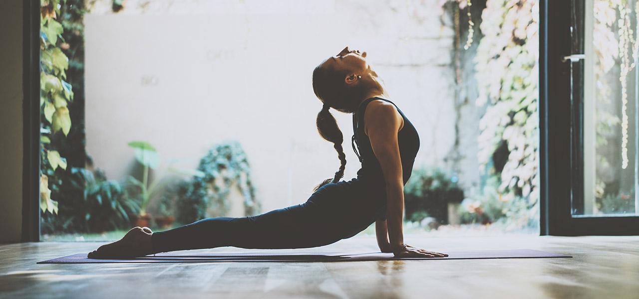 Reset für den Körper mit Detox-Yoga und BASIC-DETOX PLUS