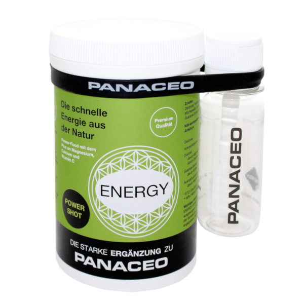 Panaceo Energy Power-Shot 250 g Pulver