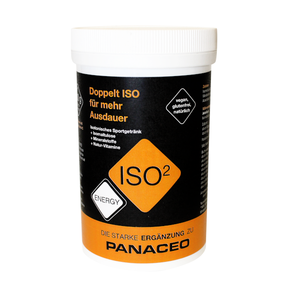 Panaceo Energy ISO 400 g Pulver