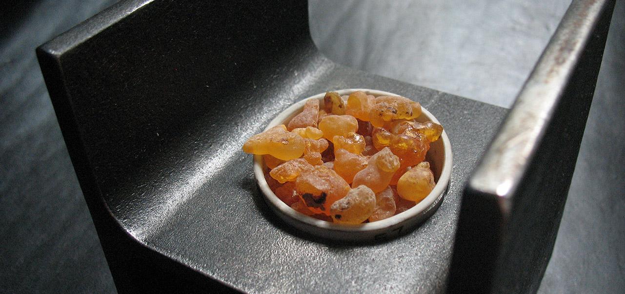 Weihrauch (Boswellia serrata) - Premium-Qualität aus Indien