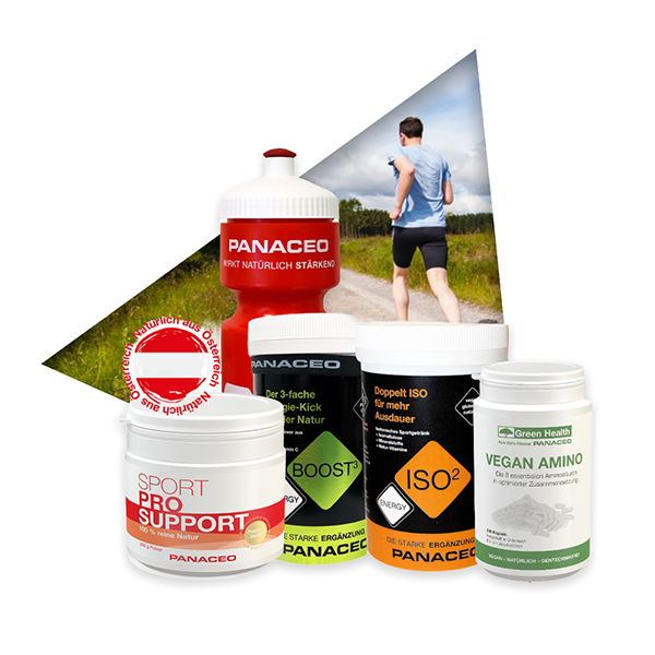 PANACEO Train-Hard-Package