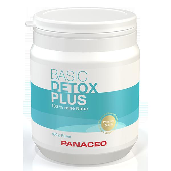 Panaceo Basic-Detox Plus 400 g Pulver
