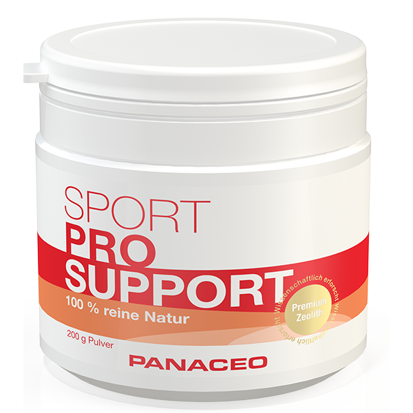 PANACEO SPORT PRO-SUPPORT Pulver 200 g