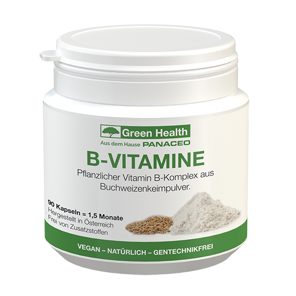 Green Health B-Vitamine
