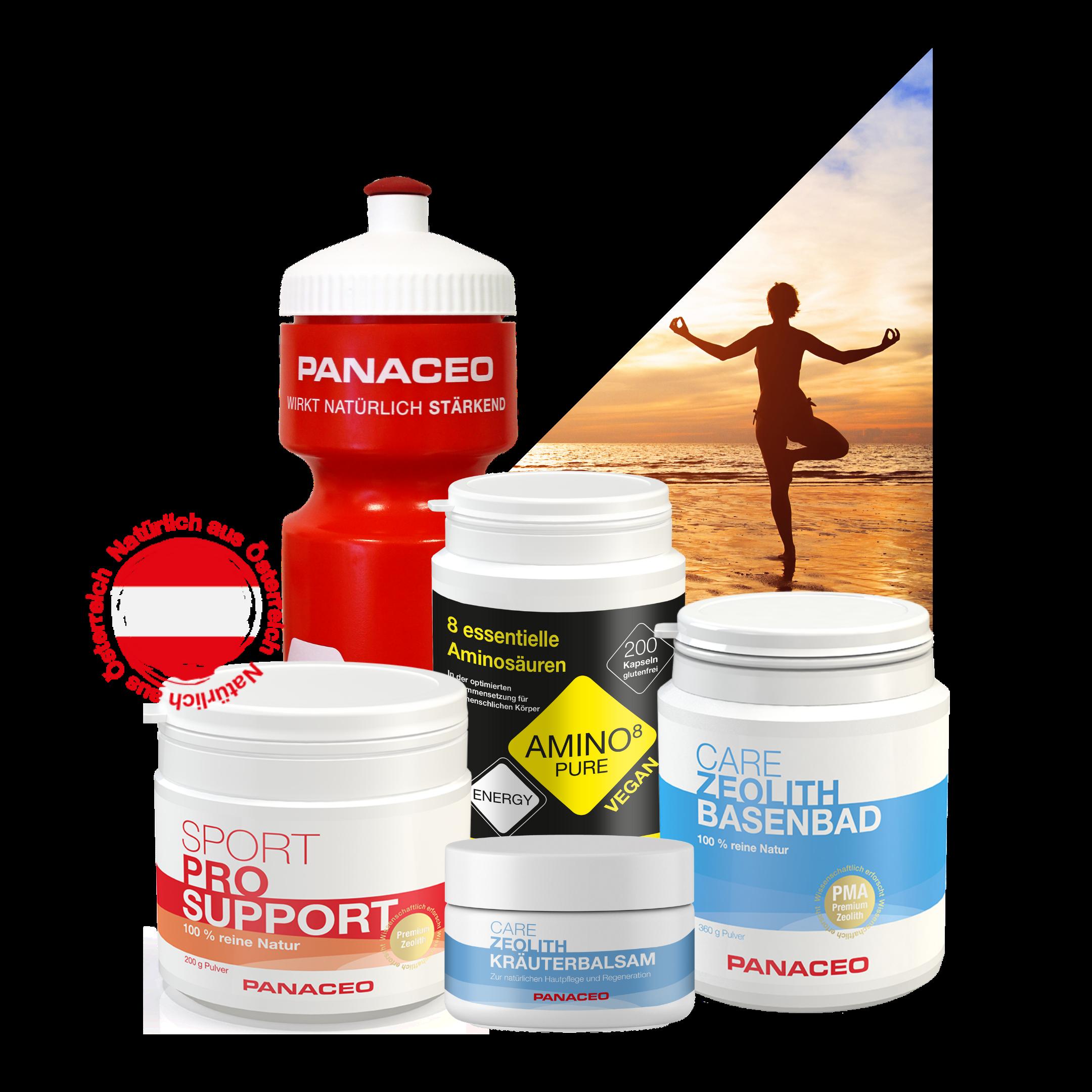 PANACEO Regeneration-Package
