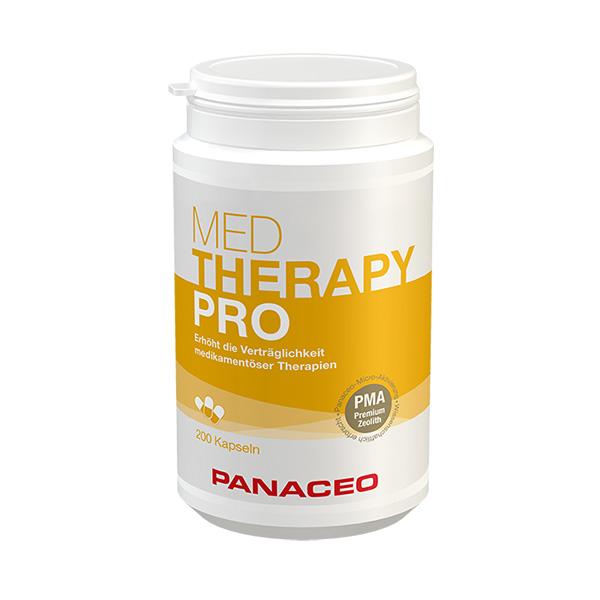 PANACEO MED THERAPY-PRO Kapseln 200 Stk.