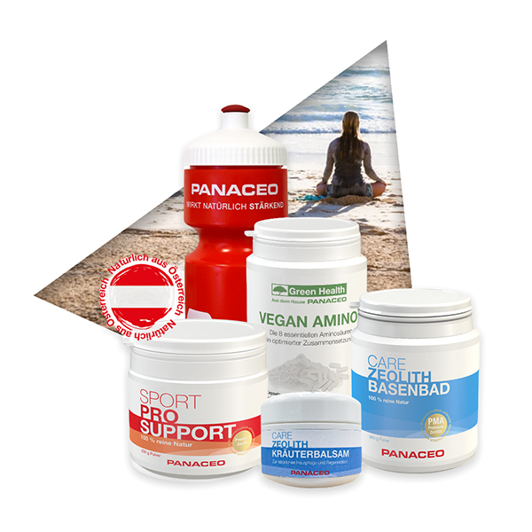 PANACEO Regeneration-Package