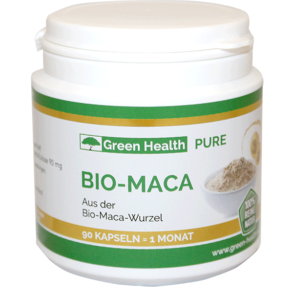 Green Health Bio-Maca