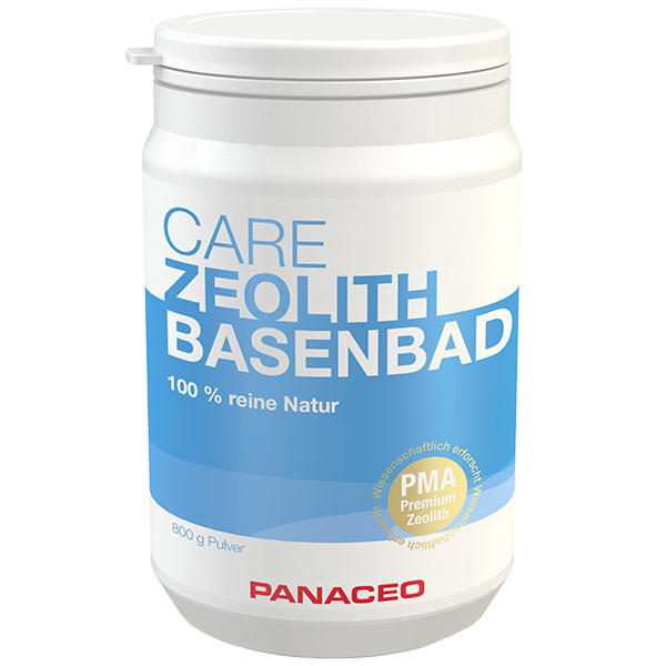 PANACEO CARE ZEOLITH BASENBAD 800 g