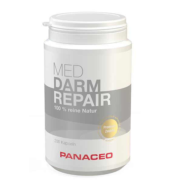 PANACEO MED DARM-REPAIR Kapseln 200 Stk.