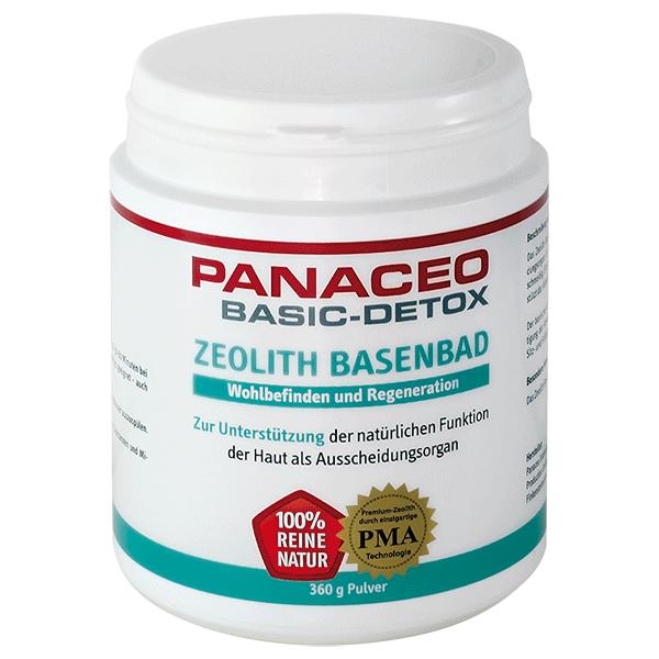 Panaceo Zeolith-Basenbad 360 g