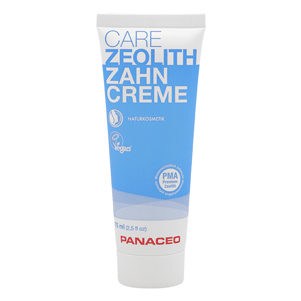 PANACEO CARE ZEOLITH ZAHNCREME 75 ml