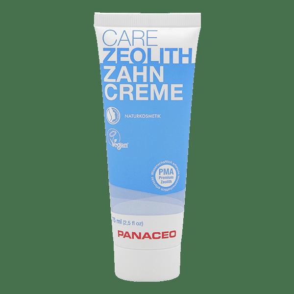 PANACEO CARE ZEOLITH ZAHNCREME 75 ml