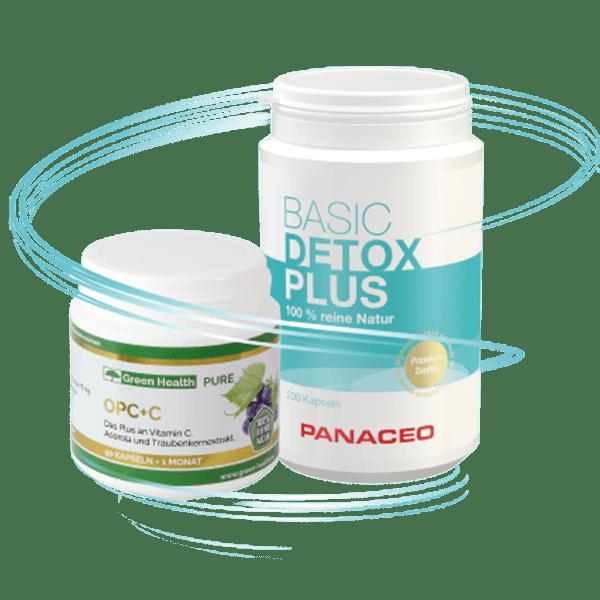 4-Wochen Detox-Immun-Kur
