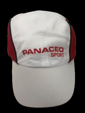 PANACEO Laufkappe Rot